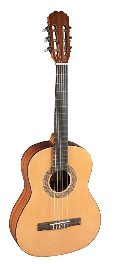 admira alba guitarra