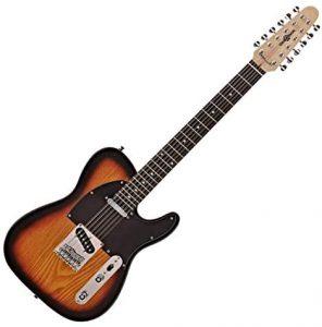 Knoxville deluxe guitarra eléctrica
