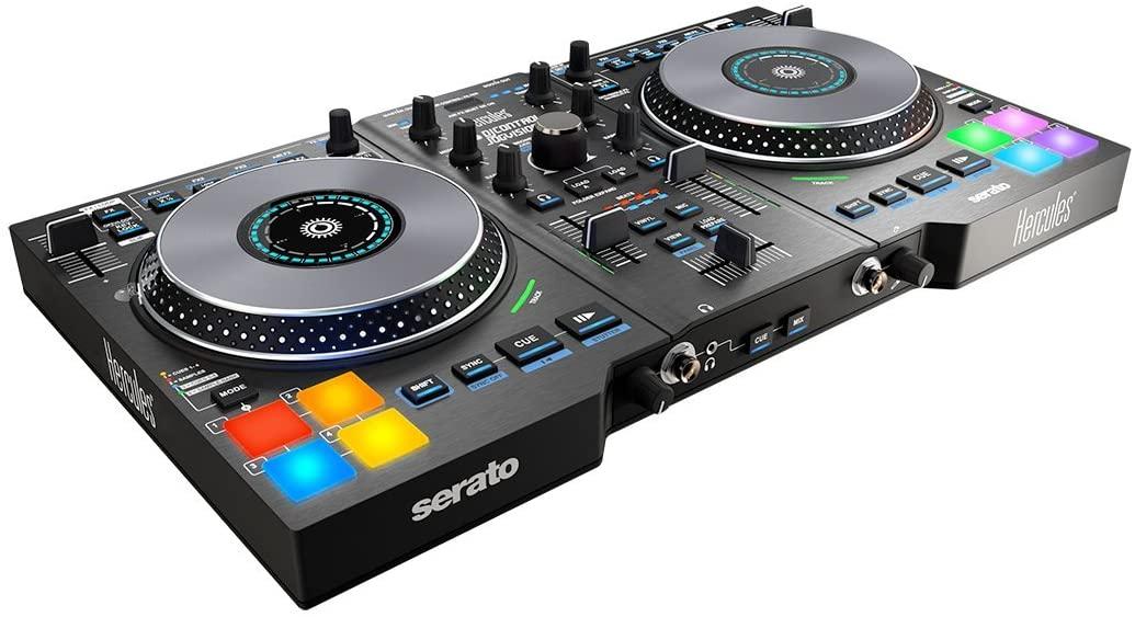 DJ Hercules Control Jogvision