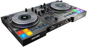Dj control jogvision controlador DJ